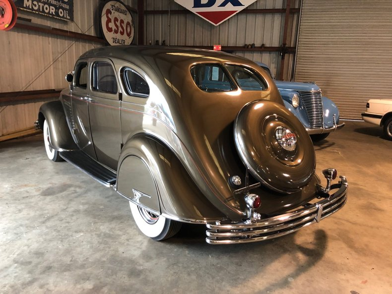 For Sale 1934 Chrysler Airflow