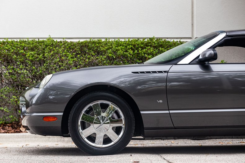 For Sale 2003 Ford Thunderbird