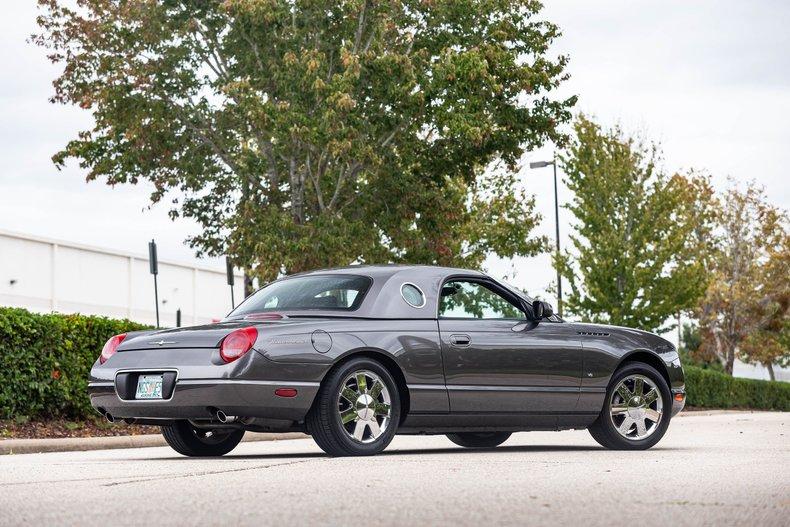 For Sale 2003 Ford Thunderbird