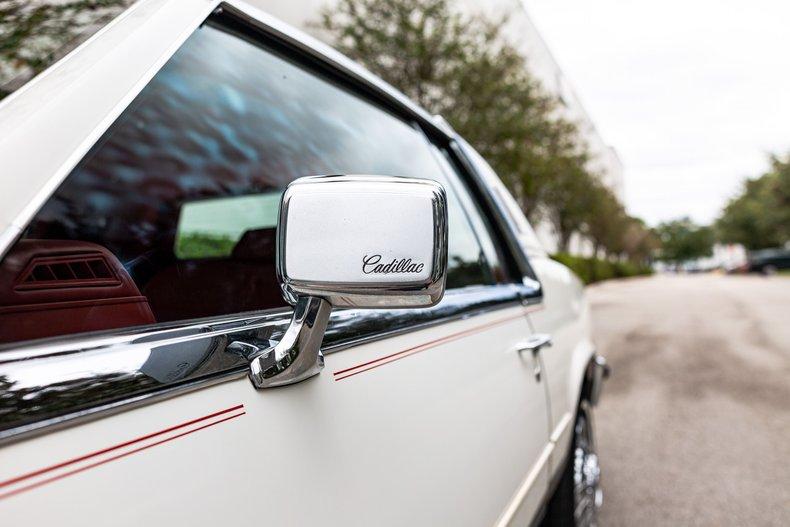 For Sale 1984 Cadillac Eldorado