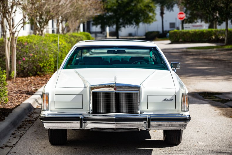 For Sale 1977 Lincoln Mark V