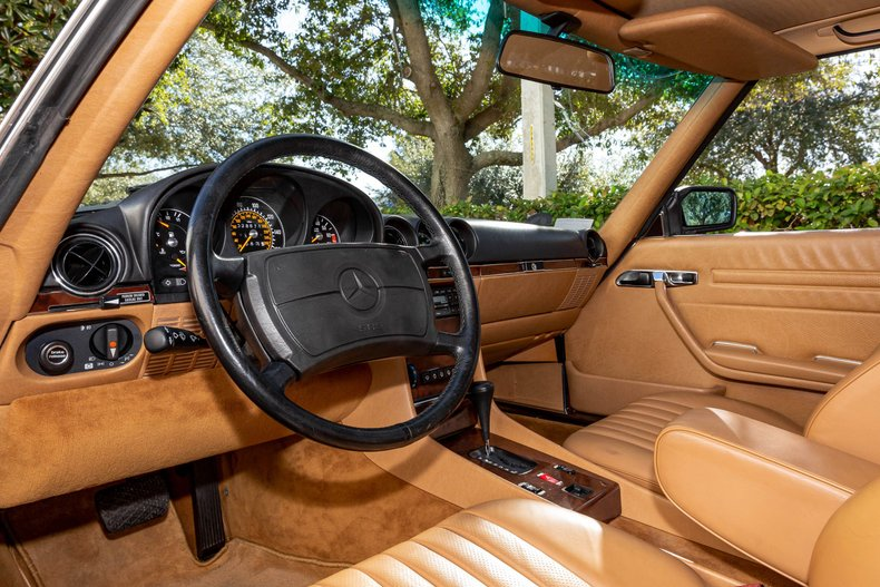 For Sale 1988 Mercedes-Benz 560SL