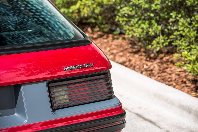 For Sale 1983 Mercury Capri