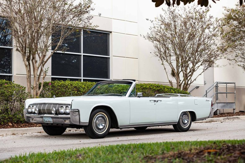 1964 Lincoln Continental For Sale