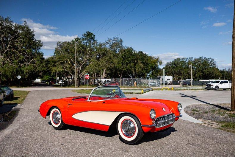 For Sale 1957 Chevrolet Corvette
