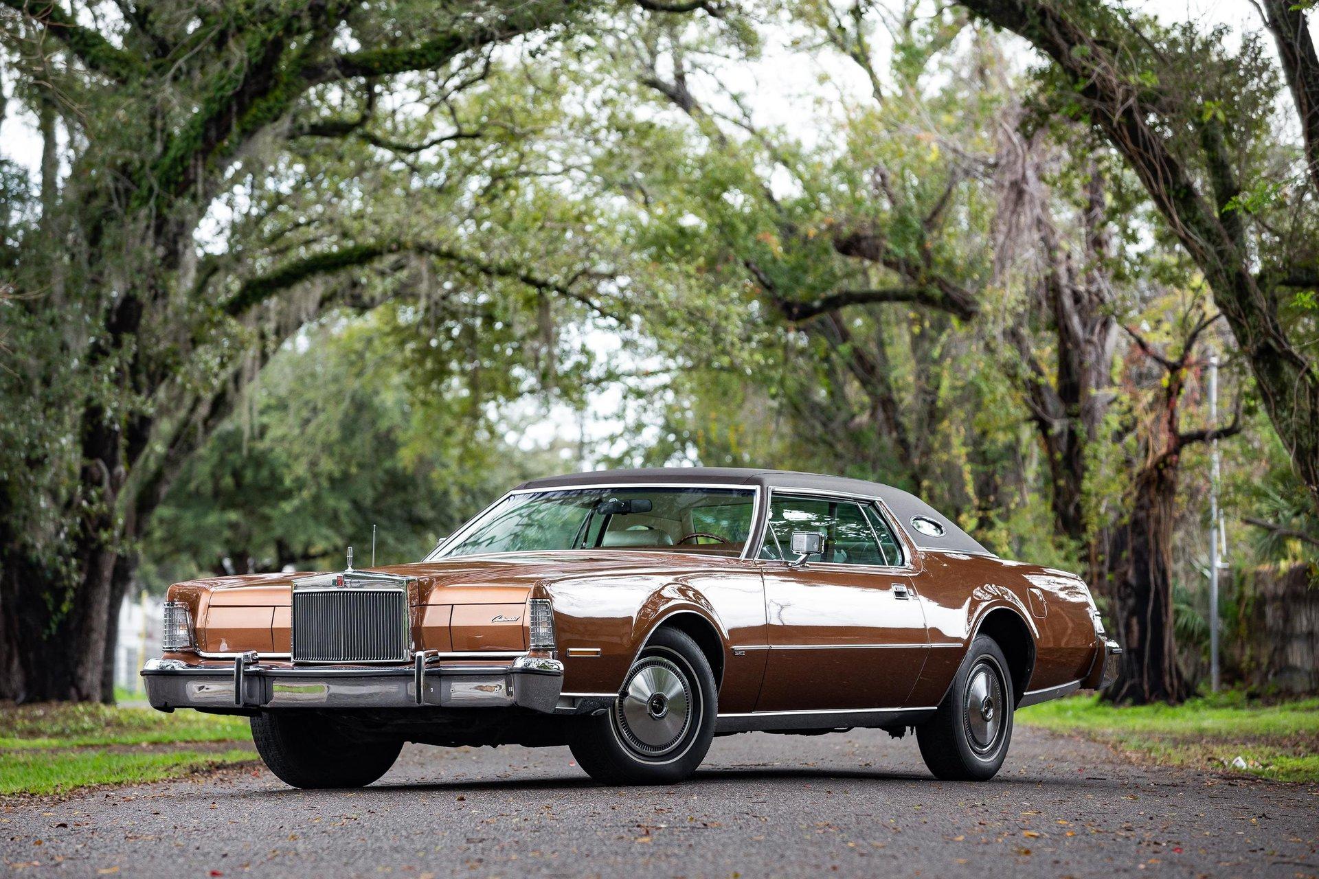 1974 Lincoln Mark IV