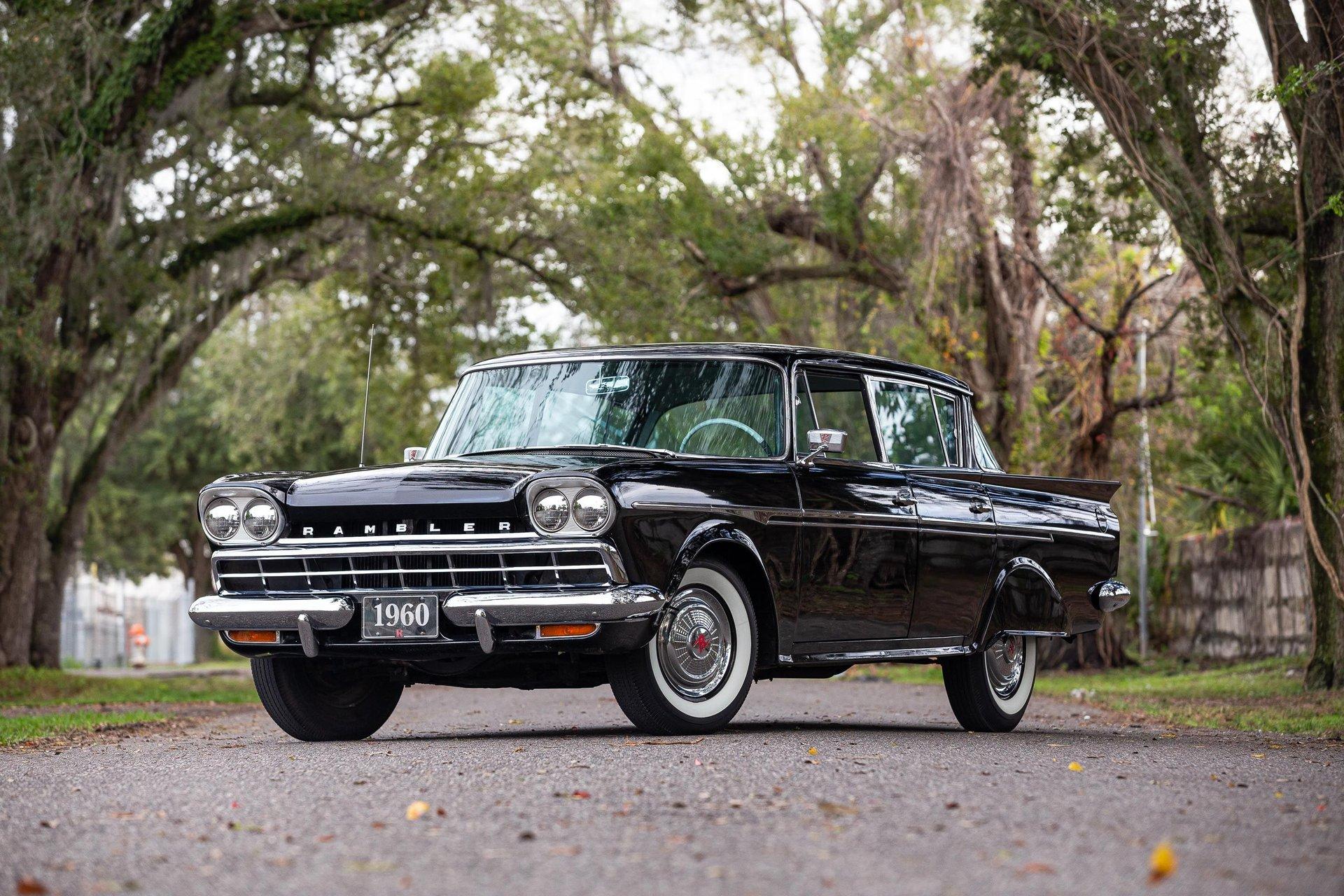 1960 Rambler Sedan
