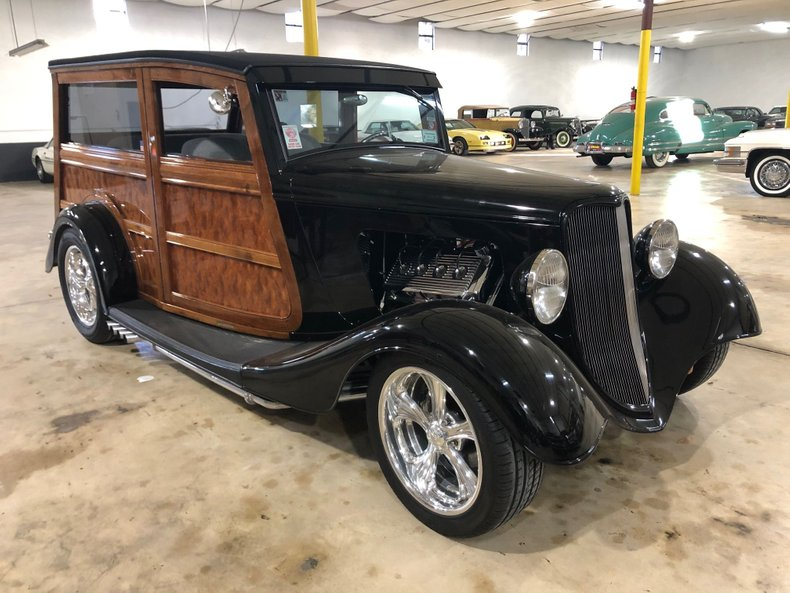 For Sale 1933 Ford Woody Wagon