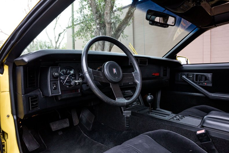 For Sale 1986 Chevrolet Camaro Z28