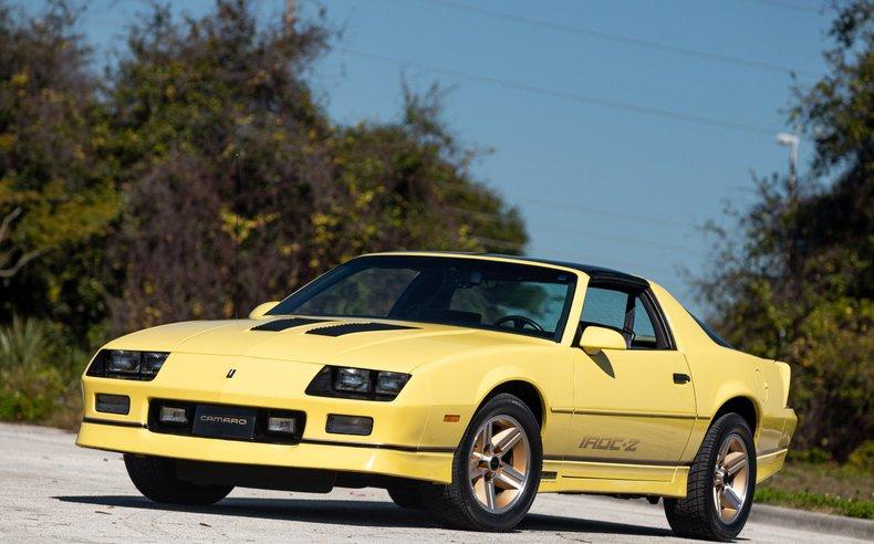 For Sale 1986 Chevrolet Camaro Z28