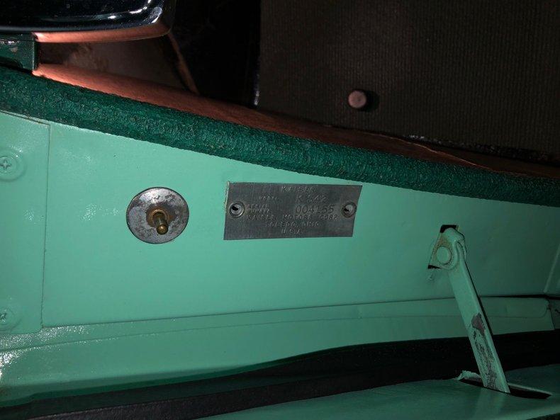 For Sale 1954 Kaiser Manhattan