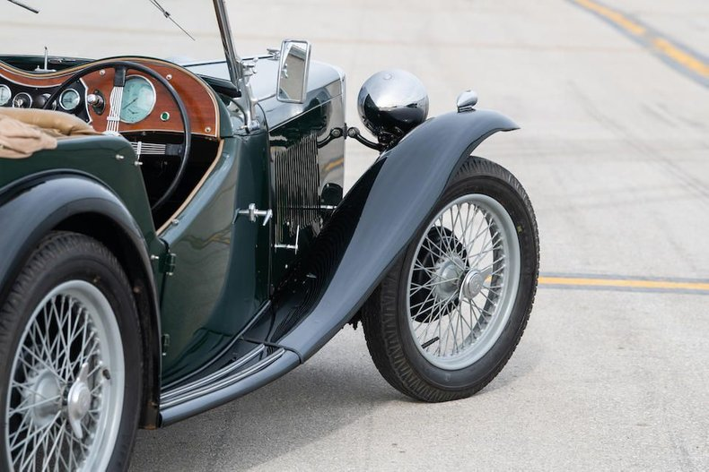 For Sale 1945 MG TC