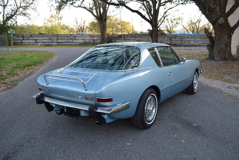 For Sale 1978 Avanti Avanti II