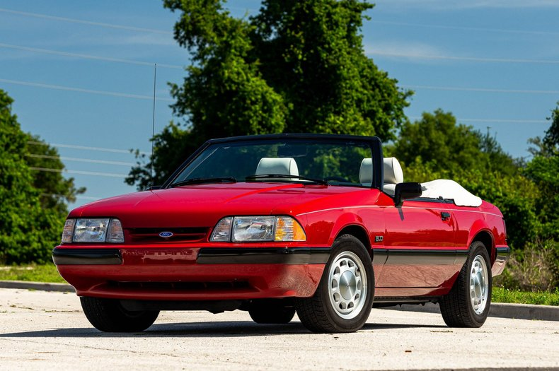 For Sale 1989 Ford Mustang