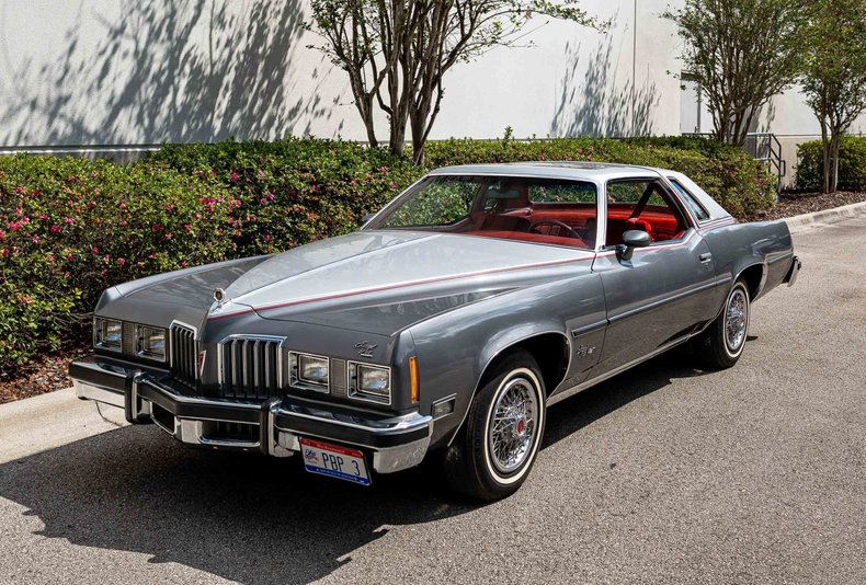 For Sale 1977 Pontiac Grand Prix