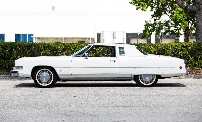 For Sale 1973 Cadillac Eldorado