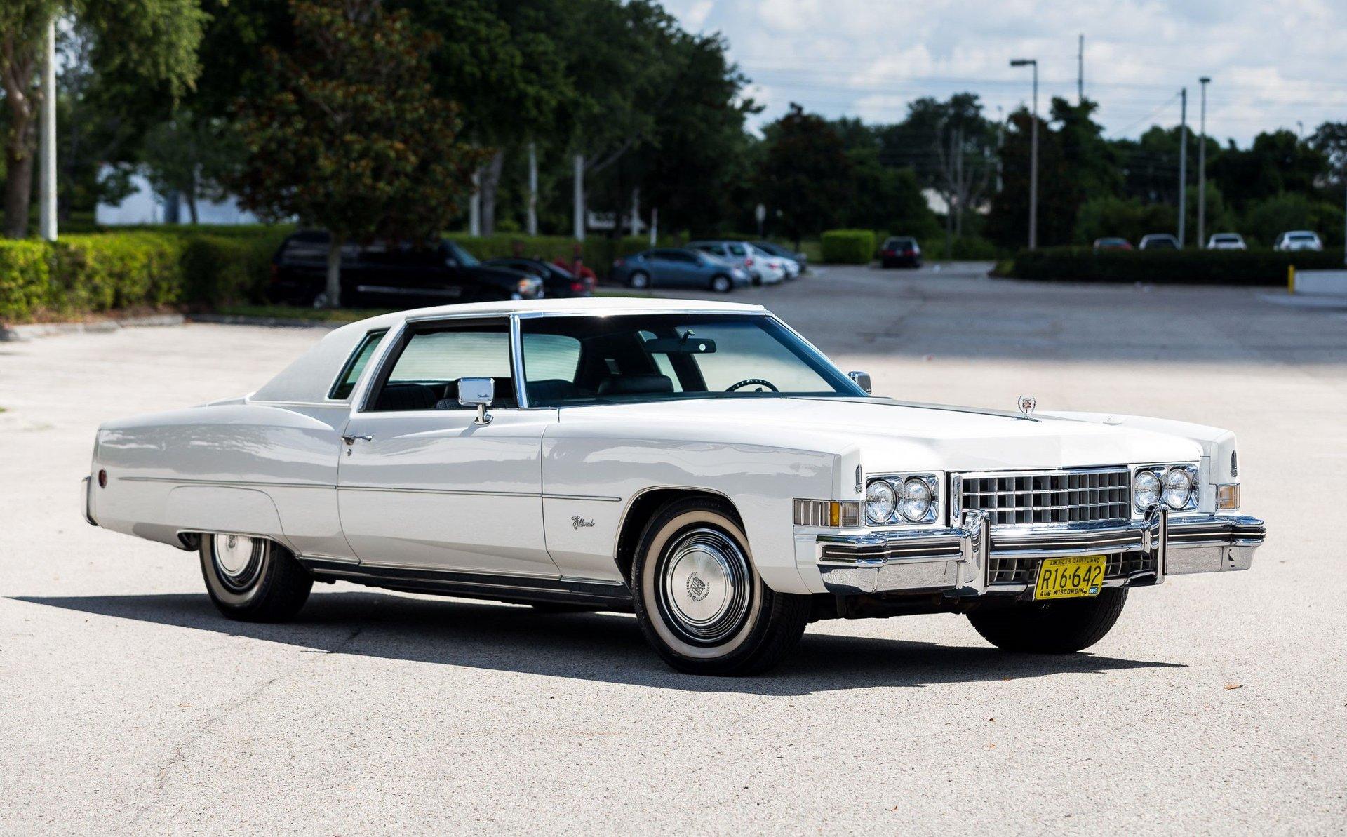 1973 Cadillac Eldorado Orlando Classic Cars
