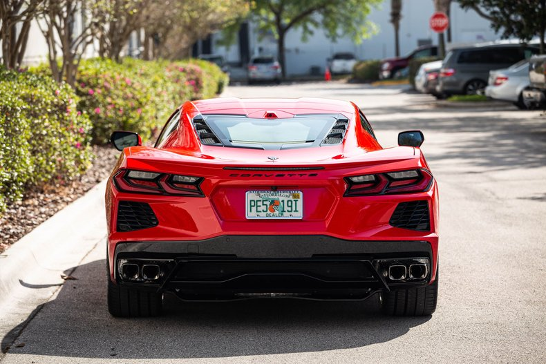For Sale 2020 Chevrolet Corvette