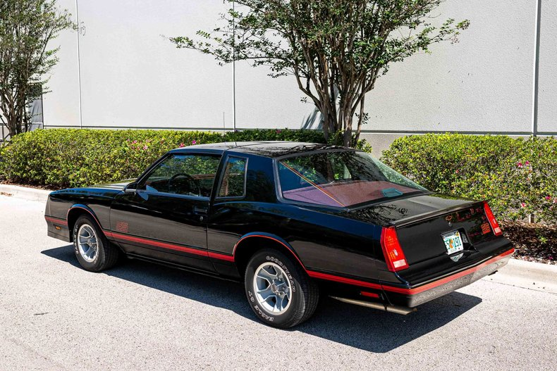For Sale 1987 Chevrolet Monte Carlo SS