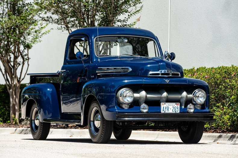 For Sale 1951 Ford F1