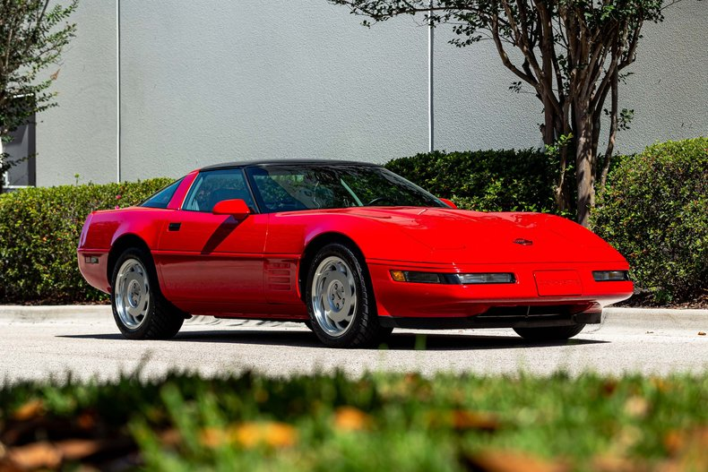 For Sale 1992 Chevrolet Corvette