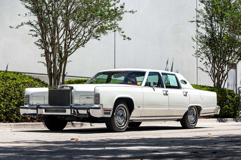 For Sale 1979 Lincoln Town Car