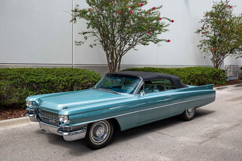 For Sale 1963 Cadillac DeVille