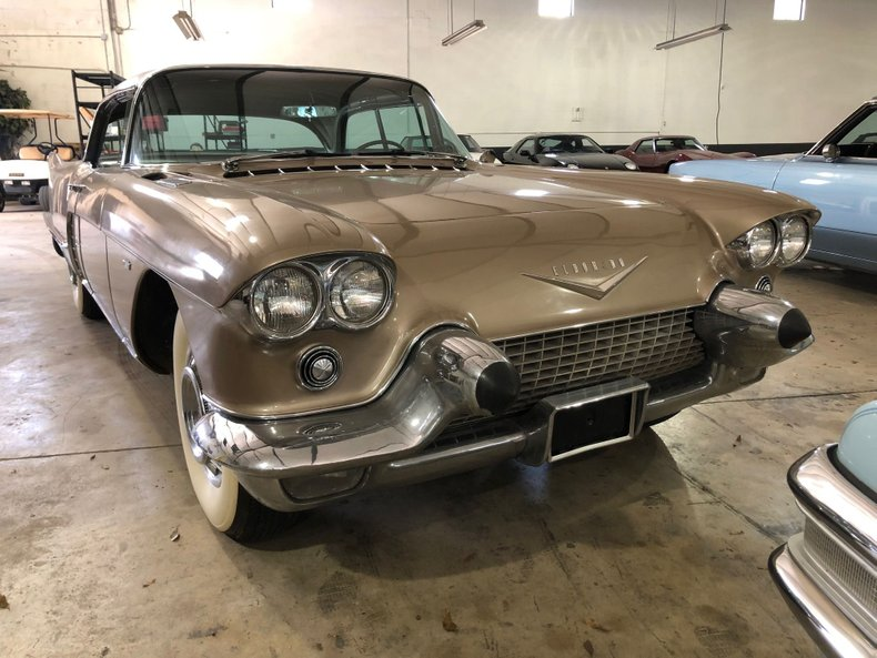 For Sale 1958 Cadillac Eldorado Brougham