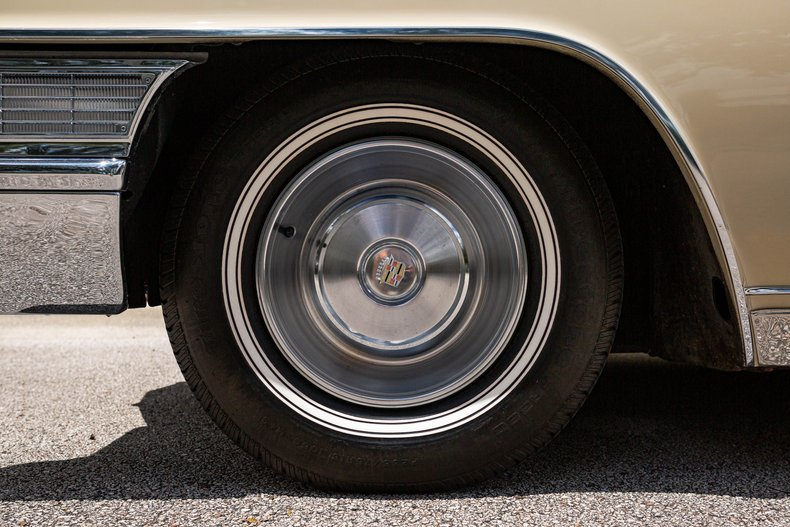 For Sale 1965 Cadillac Fleetwood
