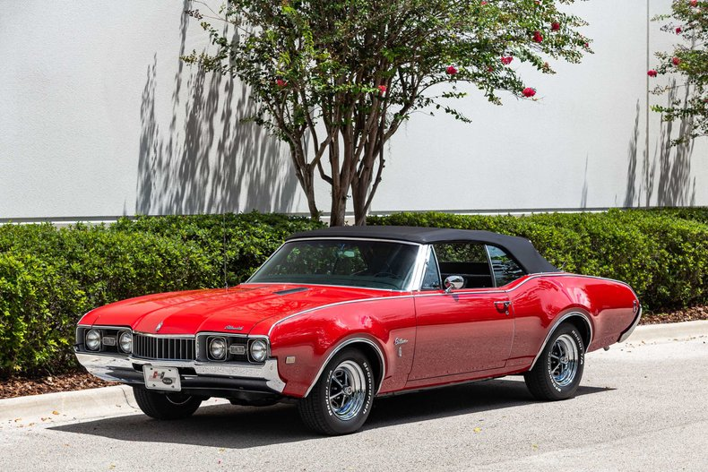 For Sale 1968 Oldsmobile Cutlass