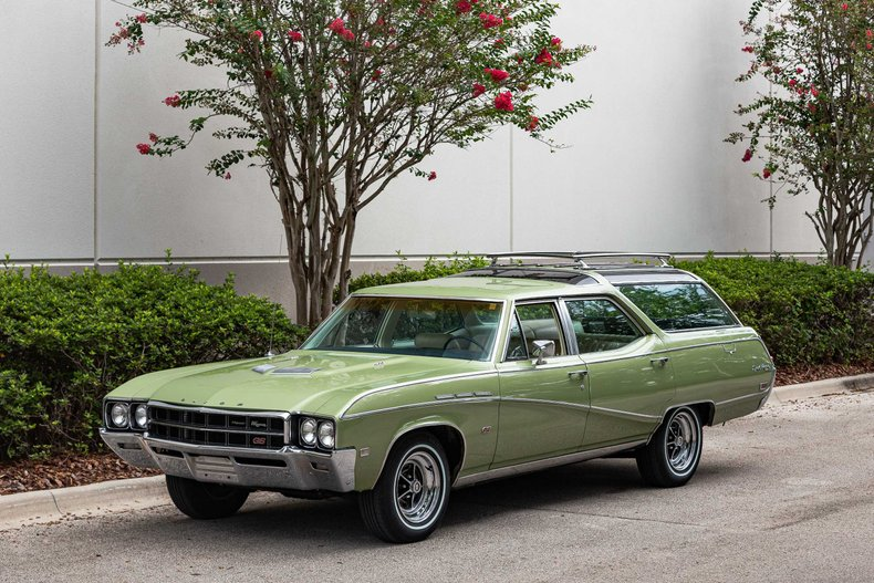 For Sale 1969 Buick Sport Wagon