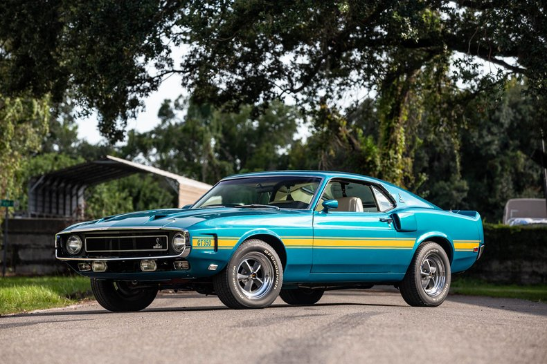 For Sale 1969 Shelby GT350-H