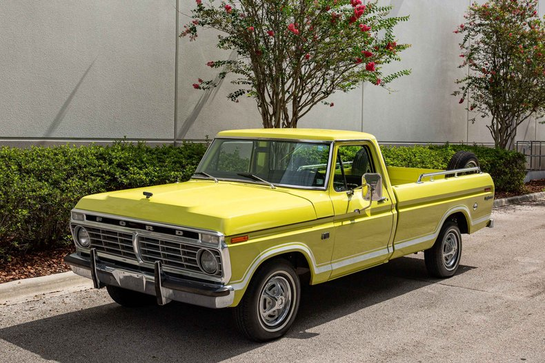 For Sale 1973 Ford F100
