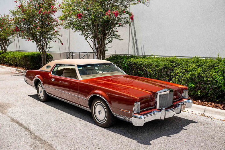 For Sale 1973 Lincoln Mark IV