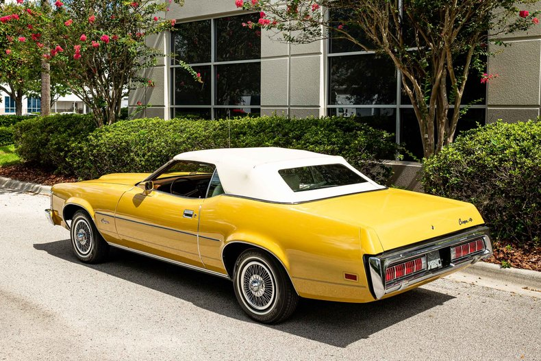 For Sale 1973 Mercury Cougar