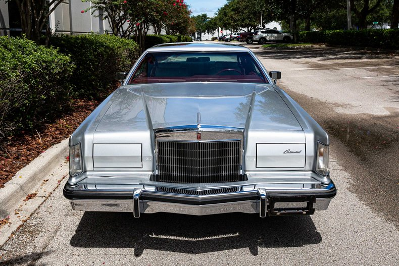 For Sale 1978 Lincoln Mark V