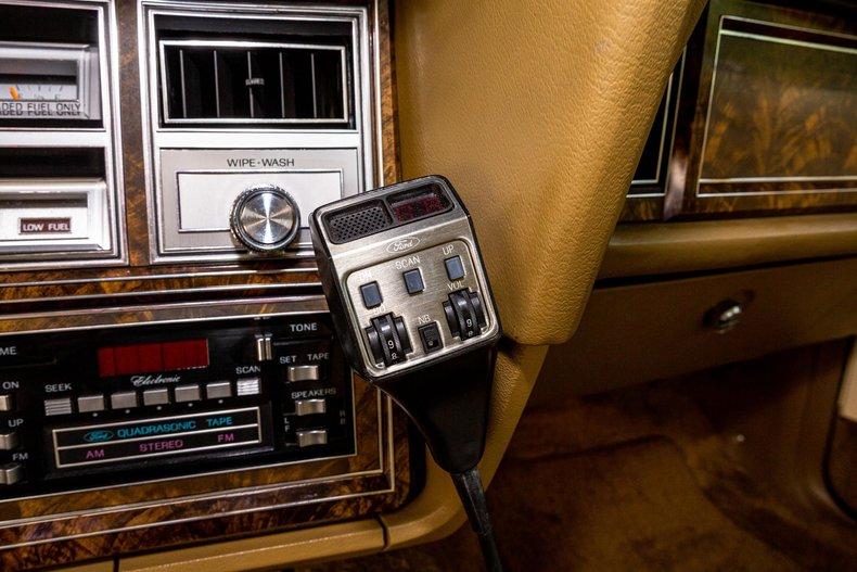 For Sale 1979 Lincoln Mark V