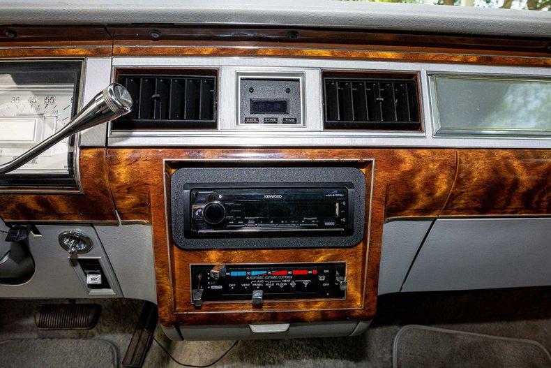 For Sale 1985 Mercury Grand Marquis
