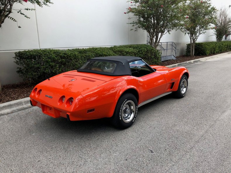 For Sale 1975 Chevrolet Corvette