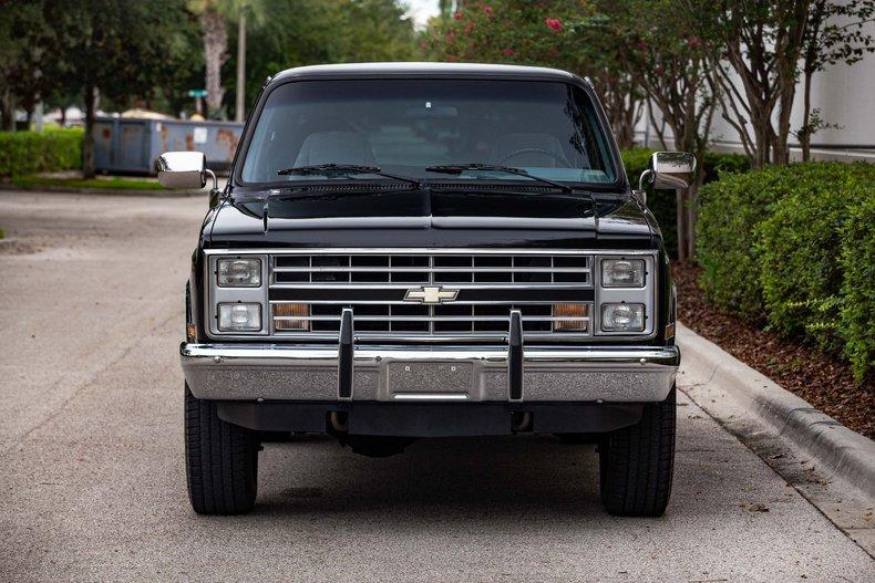 For Sale 1988 Chevrolet K5 Blazer