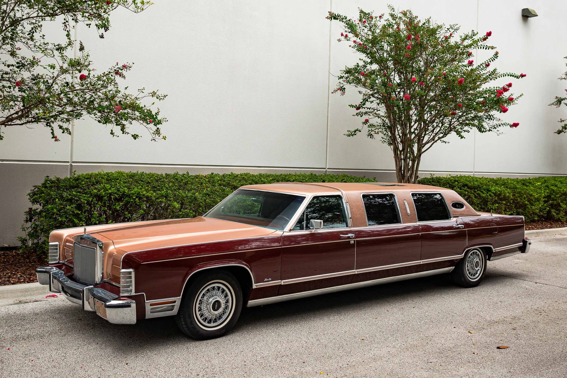 1979 Lincoln Limousine