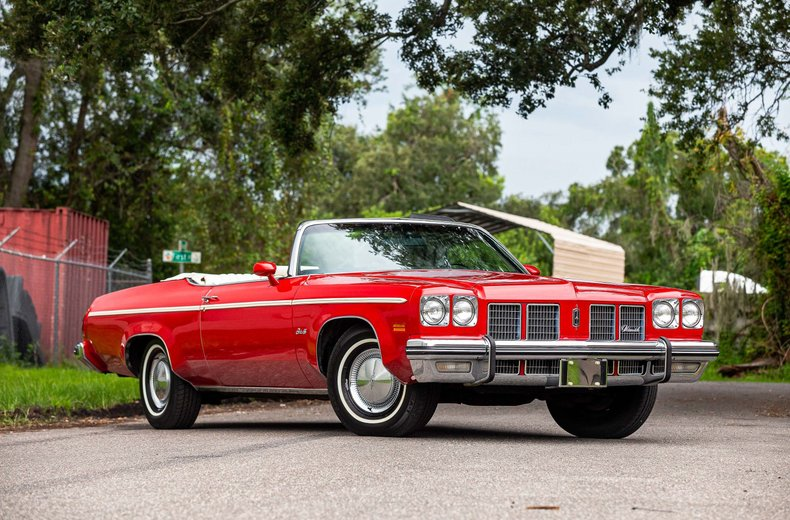 For Sale 1975 Oldsmobile Delta 88