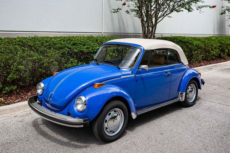 For Sale 1978 Volkswagen Beetle
