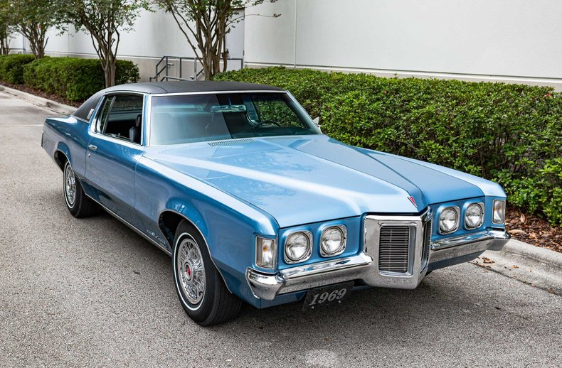 For Sale 1969 Pontiac Grand Prix