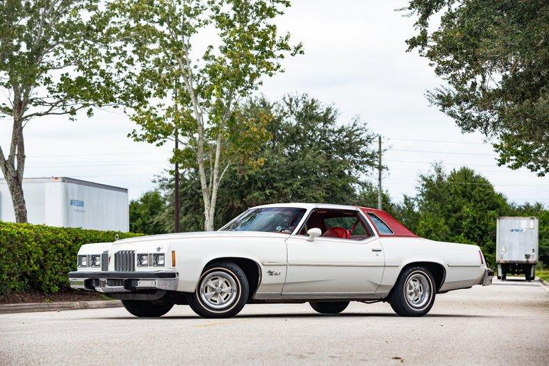 For Sale 1977 Pontiac Grand Prix
