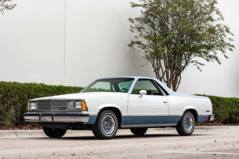 For Sale 1980 Chevrolet El Camino