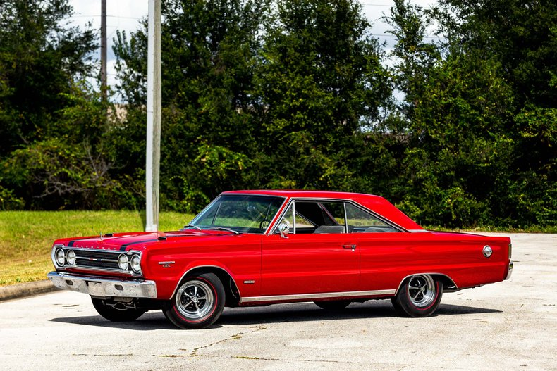 For Sale 1967 Plymouth GTX