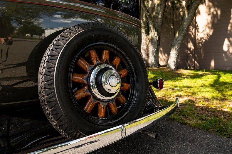 For Sale 1931 Oldsmobile F-31 Sedan