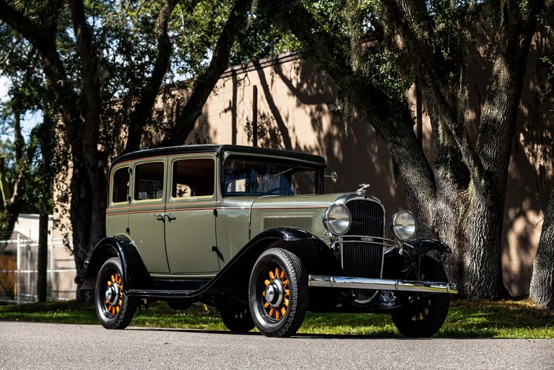 For Sale 1931 Oldsmobile F-31 Sedan