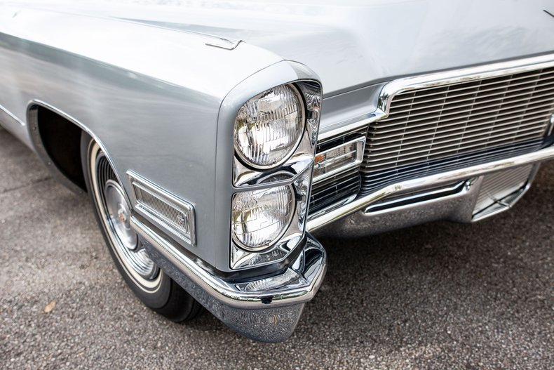 For Sale 1968 Cadillac Coupe DeVille
